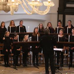 Kerstconcert, Grote kerk Almelo 18-12-2016