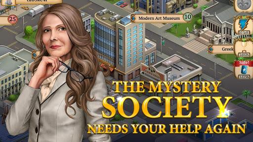 Relic Match 3: Mystery Society 4.35 screenshots 5