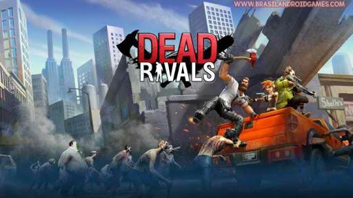 Dead Rivals - Zombie MMO APK