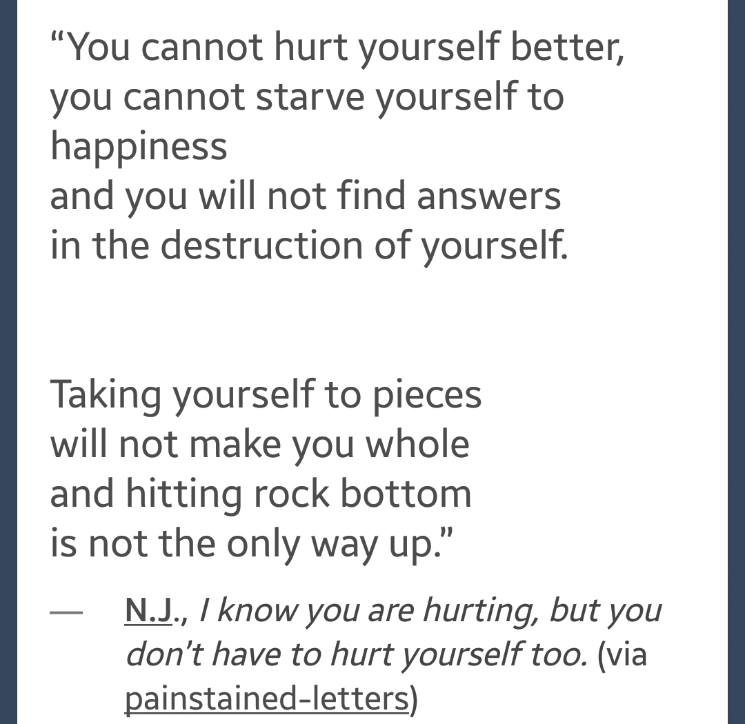 Relatable Quotes: A Life Without Anorexia: Relatable Quotes And Pictures