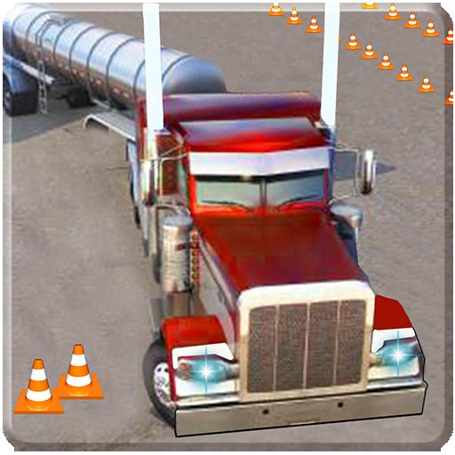 Oil Tanker Truck Parking Simulator