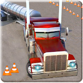 Oil Tanker Truck Parking Simulator 2018