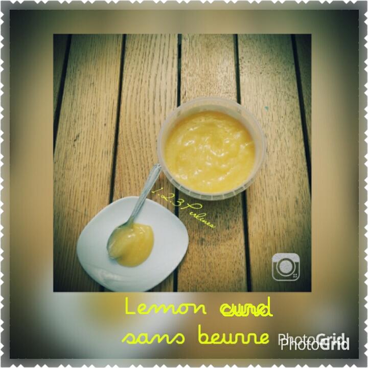 1 2 3 perlines lemon curd sans beurre - Lemon curd sans beurre ...