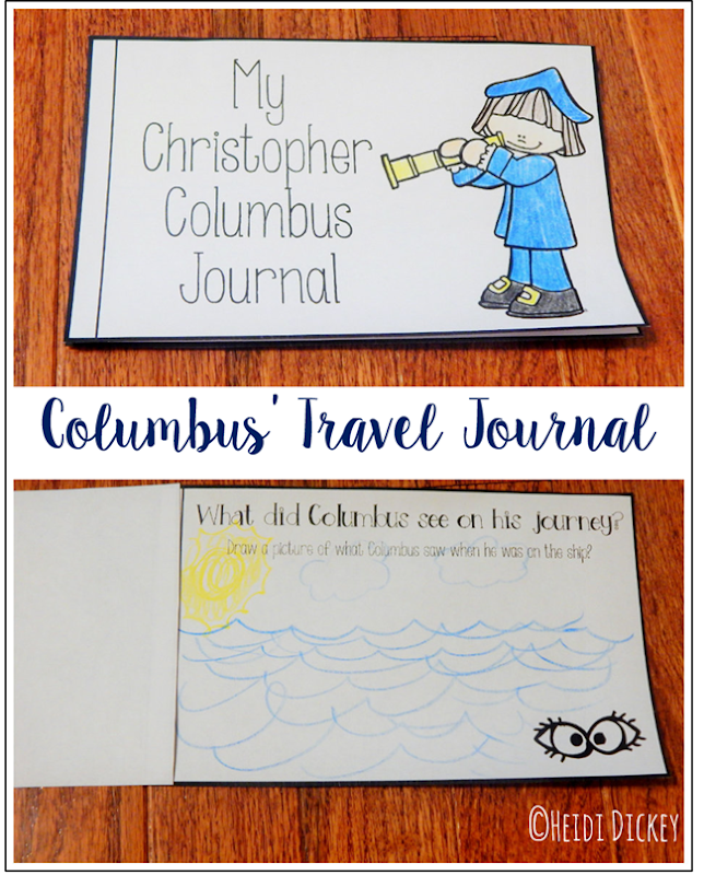 Columbus Travel Journal