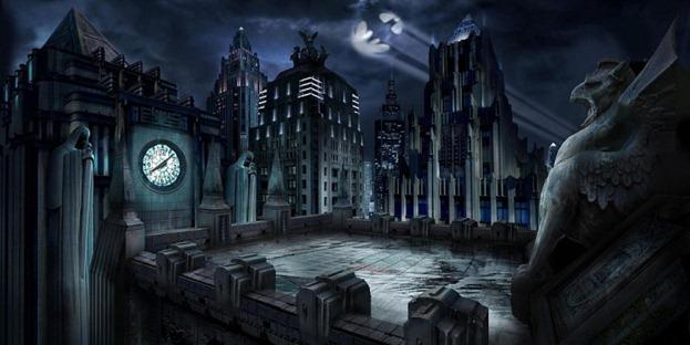 kota-Gotham-City