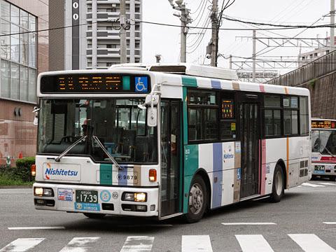 西日本鉄道 早良 9879