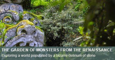 Bomarzo Park Monsters Italy