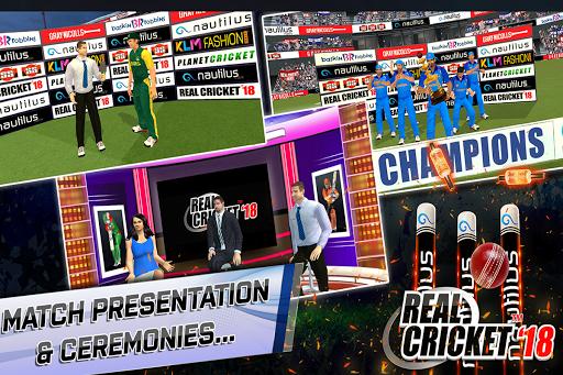 Real Cricketu2122 18 1.1 screenshots 6