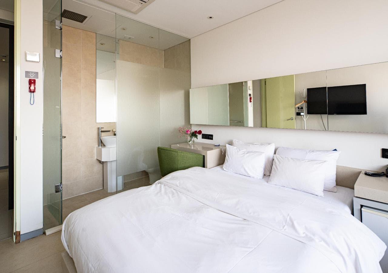 10 ที่พักฮงแด ราคาถูก คนไทยพักเยอะ อัพเดตใหม่ล่าสุด!