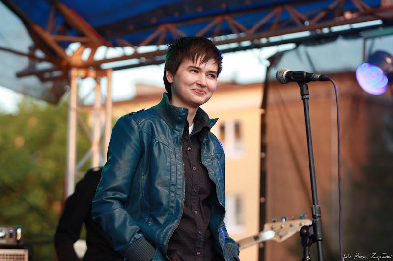 Foto galeria zdjęć koncerty śluby wesela Zmysłowski 2009-05-22 - koncert George Dorn Screams