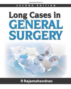 Long Cases in General Surgery by Rajamahendran