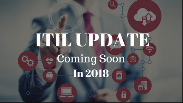 ITIL Update coming soon