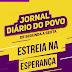 """Rádio Esperança FM lança programa """"Jornal Diário do Povo"""" de segunda a sexta-feira às 9h"""