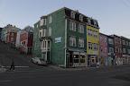 CAPITALE EN COULEURS Saint John's, capitale de Terre-Neuve et Labrador