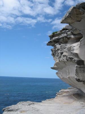 Rocks in Sydney
