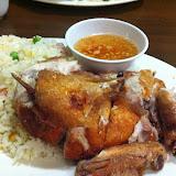 Chop Chicken - Trang