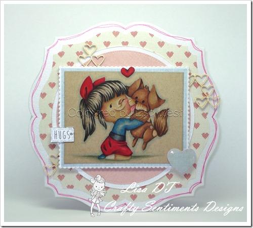 Patsy & Gizmo - Cuddles (2)