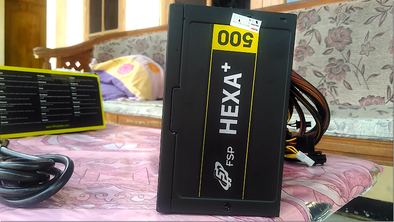 hexa plus 500w review