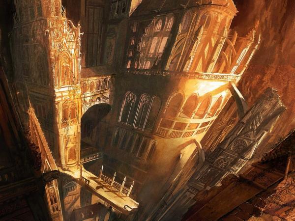 Golden Castle Of Fortune, Magical Landscapes 1
