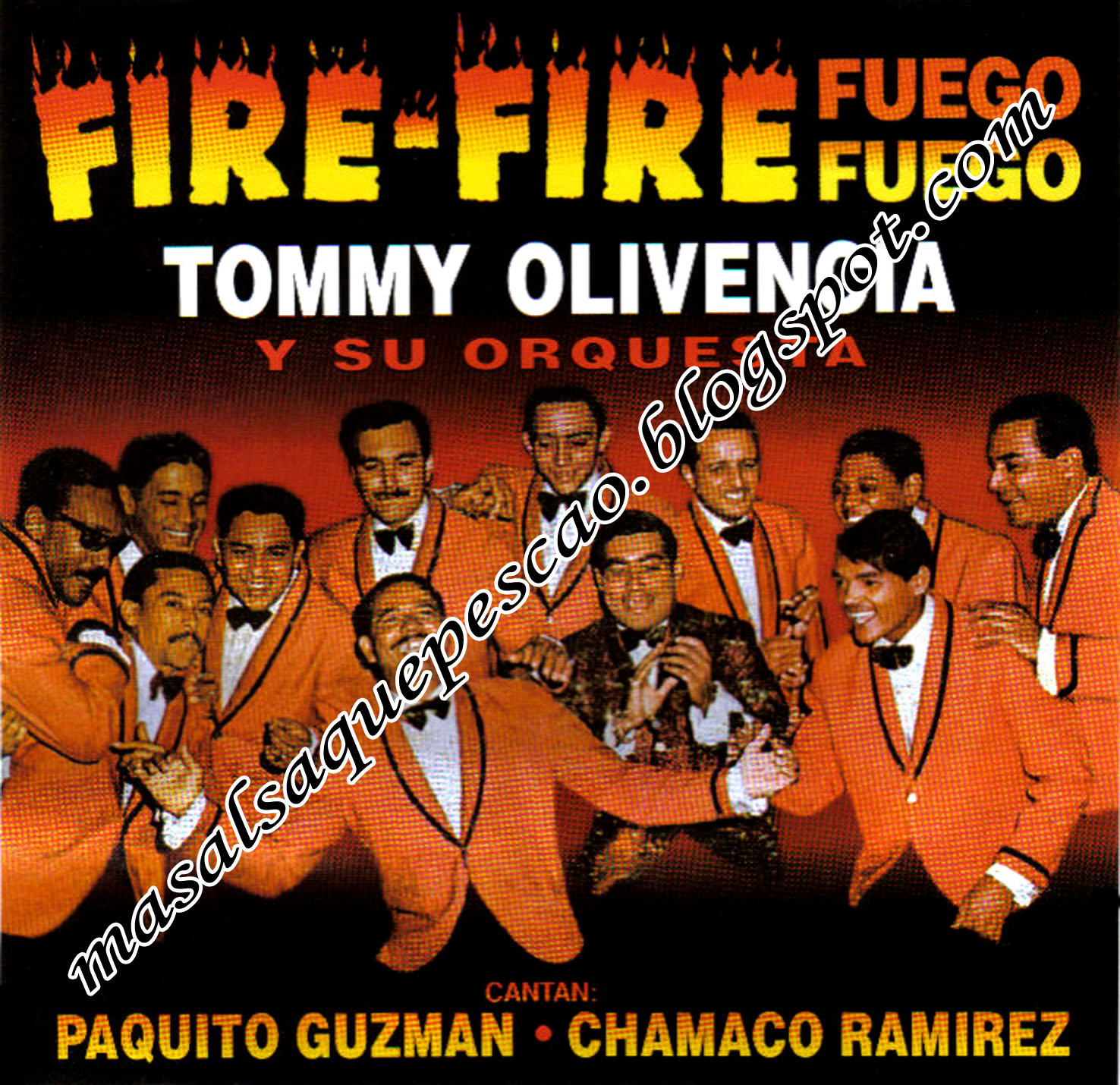 Tommy Olivencia Y Su Orquesta - Rumba Pa' Los Santos