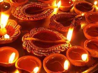 Goddess Diwali Image