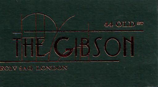The Gibson Card