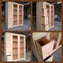 Furniture Minimalis Jati Belanda