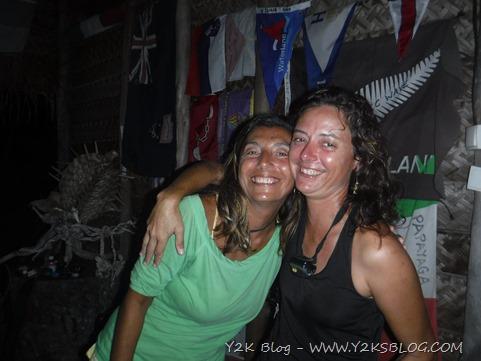 Con Dagmar (S/Y Matylda) - Fakarava