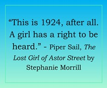 Lost Girl Quote
