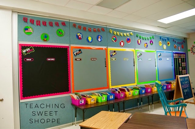 The Teaching Sweet Shoppe Classroom Pictures Neon And
