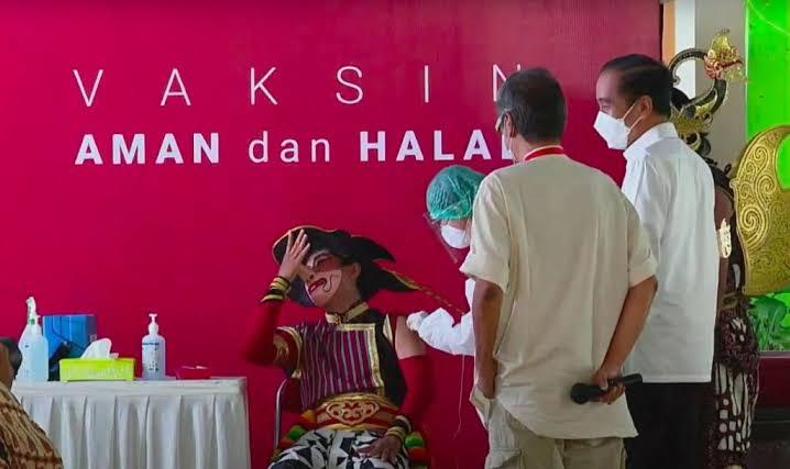Survei LKPI: 82,8 Persen Puas dengan Kinerja Jokowi, Elektabilitas PDIP Ikut Moncer