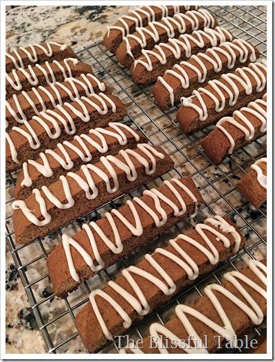 Gingerbread biscotti 5a