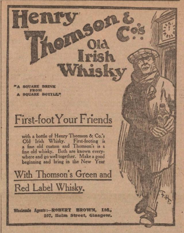 Henry Thomson 1908