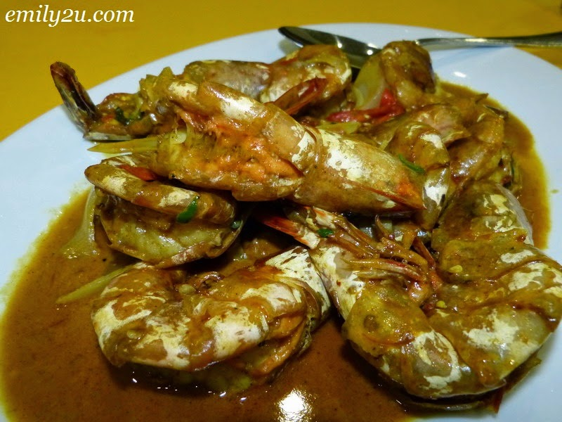 Restoran Village Tomyam Seafood Tanjung Malim