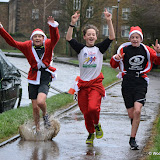 Santa Run Skipton set 1