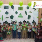 Green Day Celebration by Nursery Section (2018-19), Witty World, Goregaon East