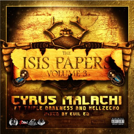 Cyrus Malachi - Isis Papers Vol.3
