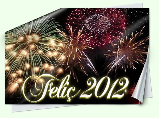 Felicitació Any Nou 2012