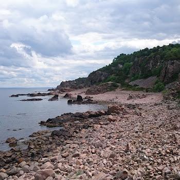 Bjärekusten naturreservat 1216