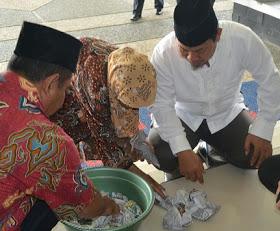 Saduddin dan  Nasi Uduk