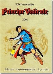 P00065 - Príncipe Valiente (2001)