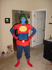 Captain Planet, he's our hero...