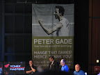 Peter Gades sidste kamp