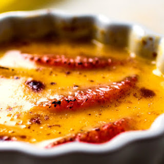Grapefruit and Navel Orange Gratin