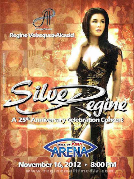 Regine Velasquez Alcasid Silver Concert