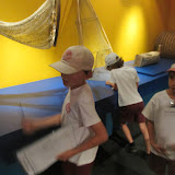 Year3 visit the Museu do Mar as part of their topic 'Where the mountains meet the sea'