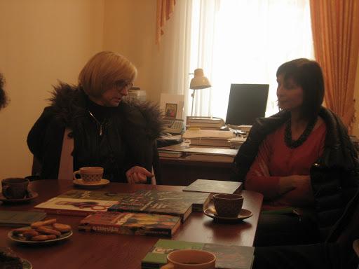 Зустріч з Аґнєшкою Матусяк