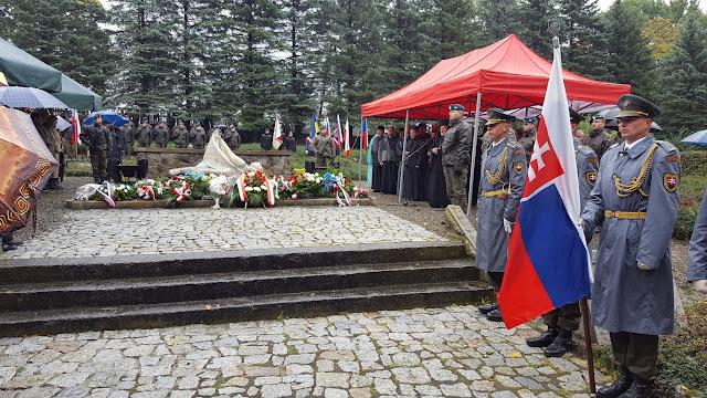 Rocznica Bitwy Karpacko - Dukielskiej - 20161005_133254.jpg