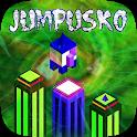 Jumpusko - Tower Jumping Game icon