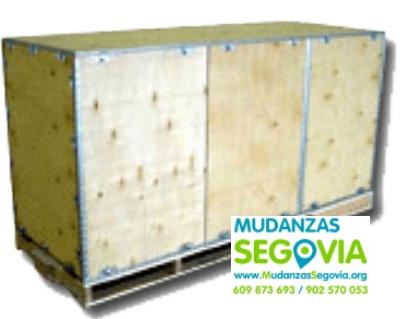 Transportes Muñoveros Segovia